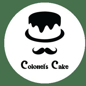 Colonel Cake Logo